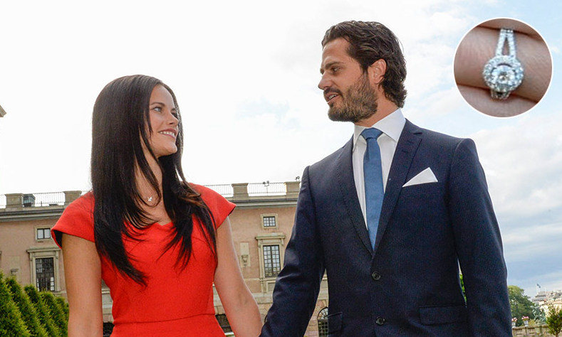 <p>Prince Carl Philip of Sweden, the only son of King Carl XVI Gustaf and Queen Silvia of Sweden, announced his engagement to Sofia Hellqvist in June 2014.