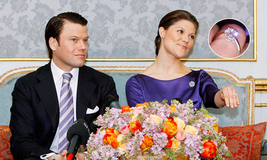 <p>On February 24, 2009, Princess Victoria of Sweden announced her engagement to Daniel Westling at the Royal Palace in Stockholm following a romantic courtship.