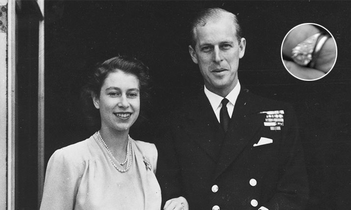<p>Before the days of televised engagement announcements, Queen Elizabeth and Prince Phillip revealed that they had gotten engaged in July 1947 with an official announcement that took place in Buckingham Palace.