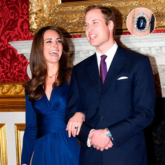 <p>After years of dating, Prince William and his girlfriend Kate announced the news the world had been waiting to hear: that they were engaged to be married.</p>