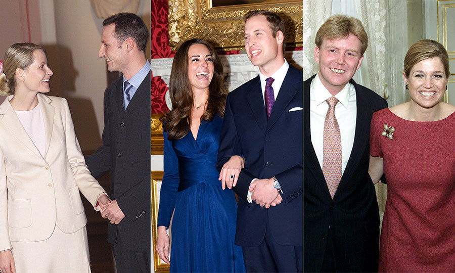 <p>What comes before a fairytale royal wedding? A romantic engagement announcement, of course!
