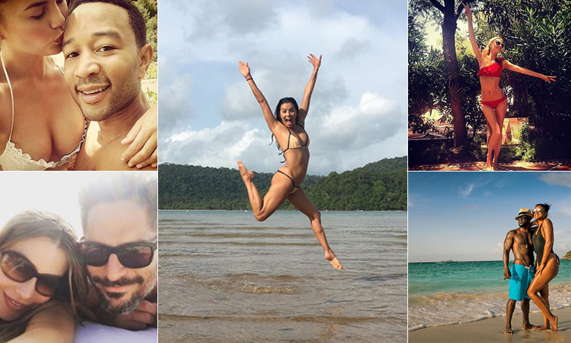 celebrity approved honeymoon destinations for some romance