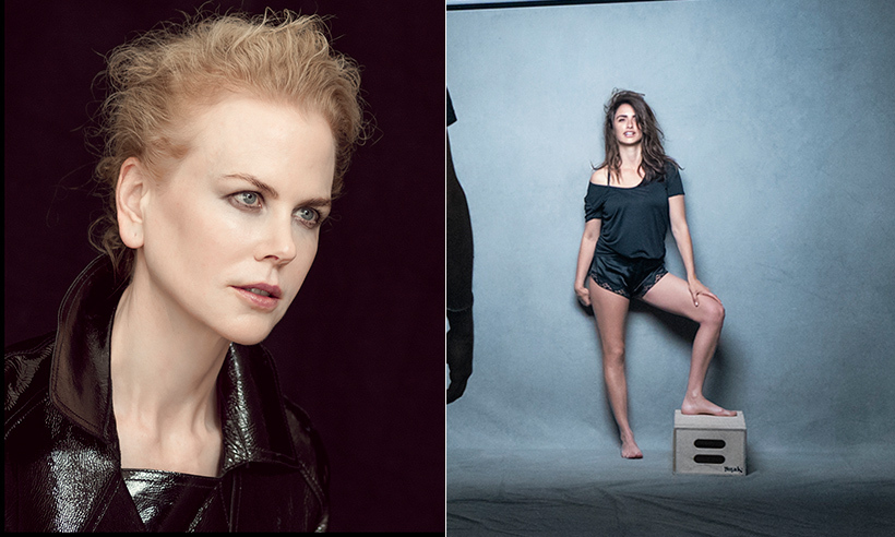 Nicole Kidman, Penélope Cruz, Uma Thurman, Robin Wright and Kate Winslet are just a few of the beautiful faces featured in the 2017 edition of the famed Pirelli calendar.