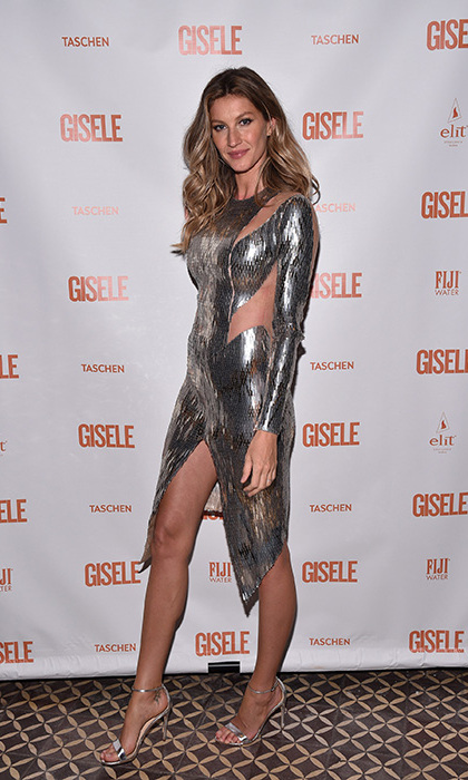 Gisele has been named the world's highest earning model.