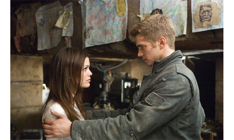 <h2>Rachel Bilson and Hayden Christensen</h2>