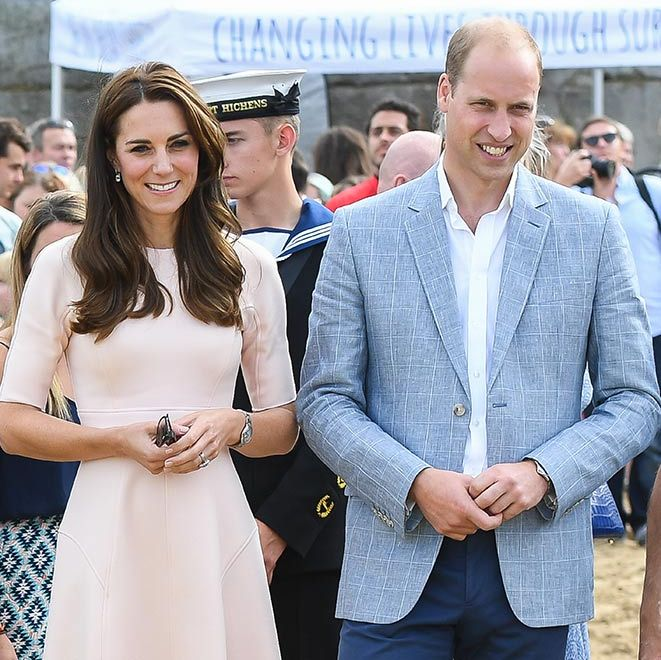 Prince William and Kate's day trip to Scilly has been delayed due to weather conditions.