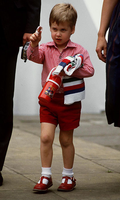 <h2>Prince William, 1985</h2>
