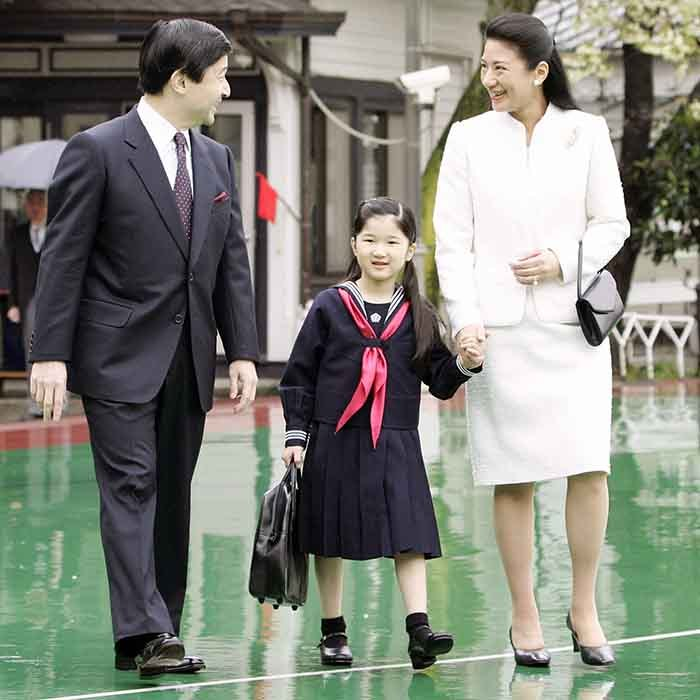 <h2>Princess Aiko, 2008</h2>