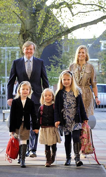 <h2>Dutch princesses, 2011</h2>