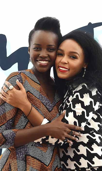 Lupita Nyong'o and Janelle Monae looked picture perfect at at the inaugural Fem The Future Brunch in New York. Both stars will be in Canada next week for the Toronto International Film Festival. 