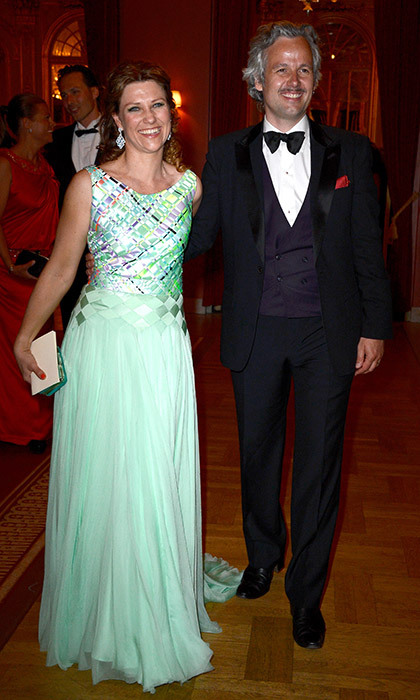 Princess Martha Louise of Norway opens up about divorce.