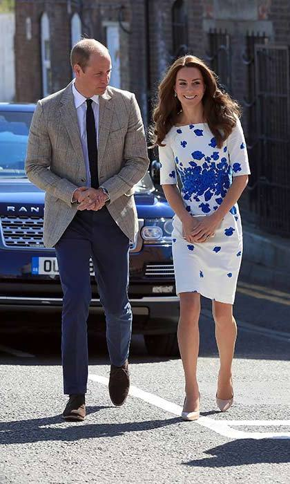 Prince William and Kate will tour Canada at the end of September.