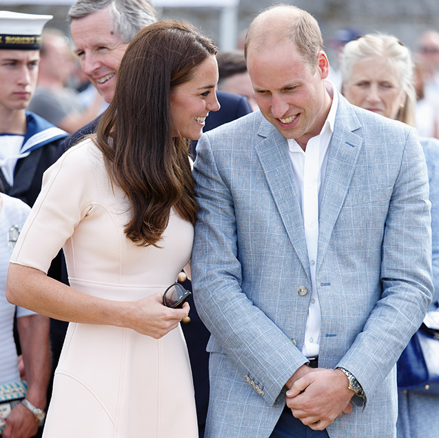 William and Kate are taking their brood to Balmoral to visit the Queen.