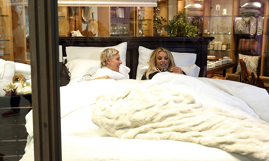 Watch the video to find out exactly what the pair got up to!