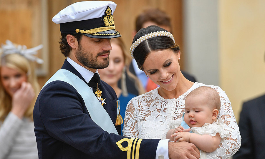 What a few years it has been for Prince Carl Phillip and Princess Sofia. The happy couple, who married on Jun. 13 2015, welcomed their first son, Prince Alexander, in April.