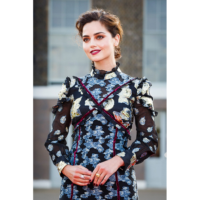 """It's a gift, an absolute gift to try and bring this to life,"" said Jenna Coleman.