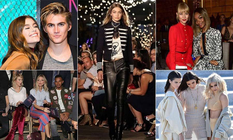 Get the lowdown on all the latest New York Fashion Week action as it happens with our round-up of the most memorable moments from the front row to the after-parties and everywhere in between...