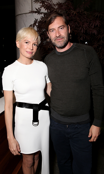 Michelle Williams and Mark Duplass