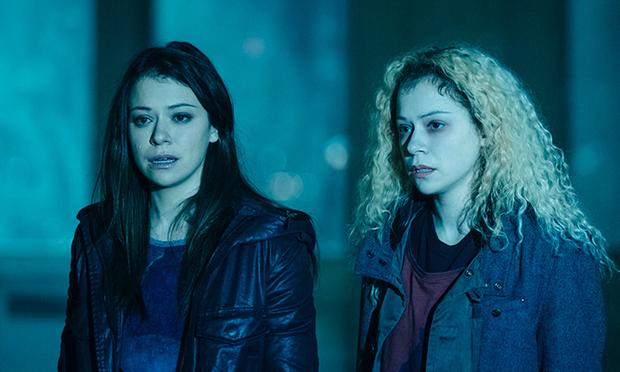 <h2>1. <em>Orphan Black</em>'s Tatiana Maslany bringing home gold</h2>