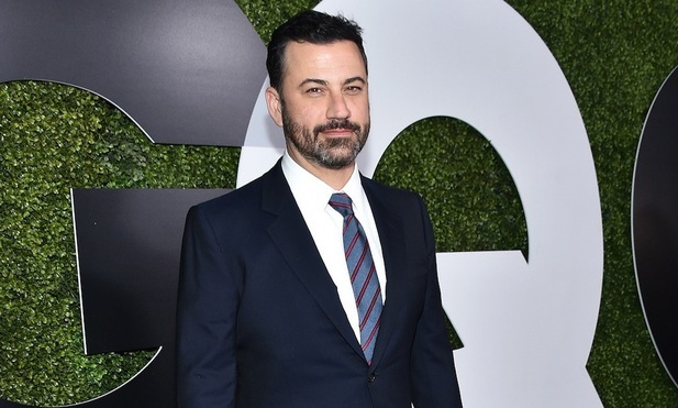<h2>4. Jimmy Kimmel roasting the stars</h2>