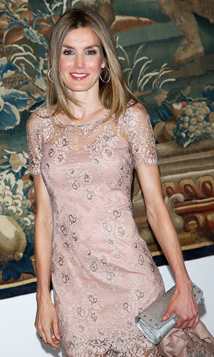 Queen Letizia of Spain is also celebrating her birthday.