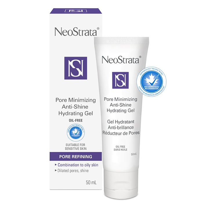 <strong>NeoStrata Pore Minimizing Anti-Shine Hydrating Gel, $29 at drugstores across Canada