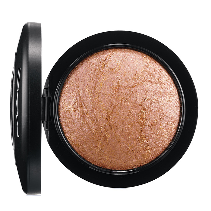 "<strong>M·A·C Cosmetics Mineralized Skinfinish, $37 at <a href=""http://www.maccosmetics.com"" target=""_blank"">maccosmetics.com</a></strong>"