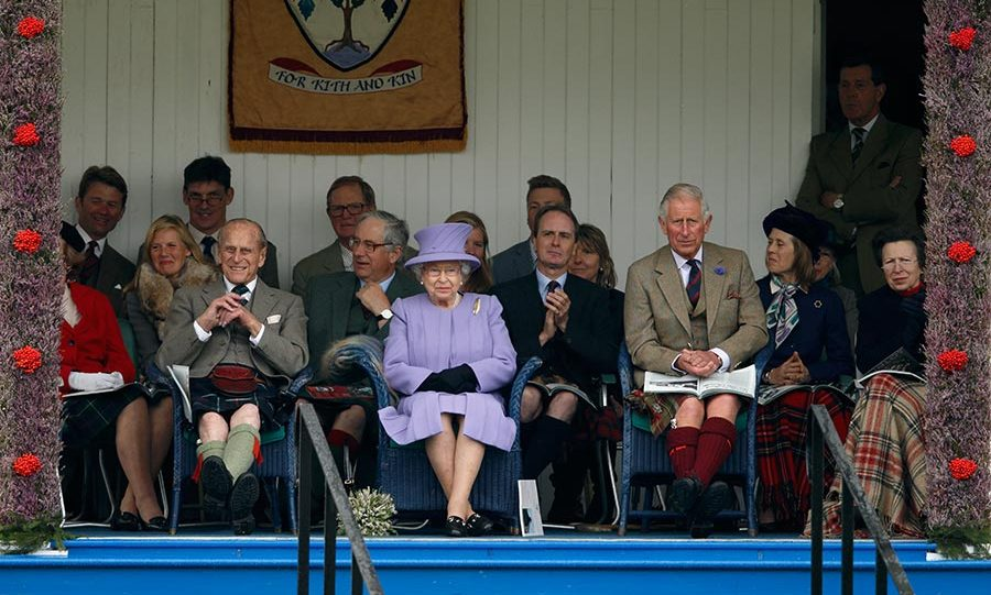 Anne was spotted attending the annual Braemar Gathering for a display of Highland games with the Queen, Prince Philip and other members of the royal family at the start of September.