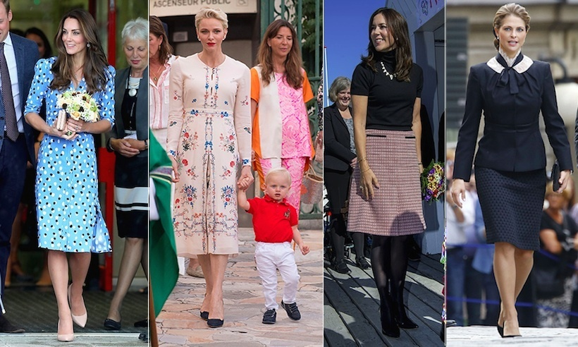 Click through for the week's best royal style...