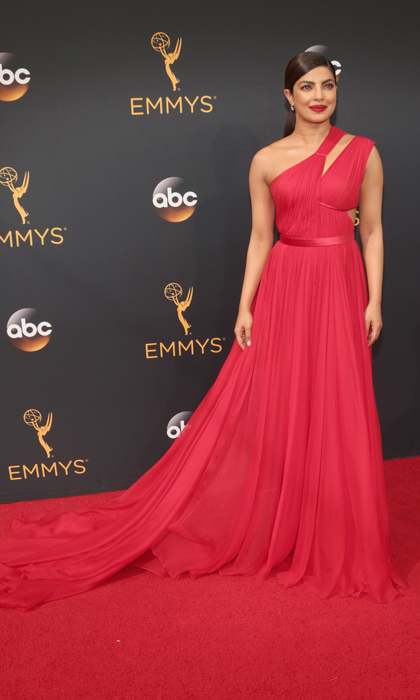 Priyanka Chopra in Jason Wu. 