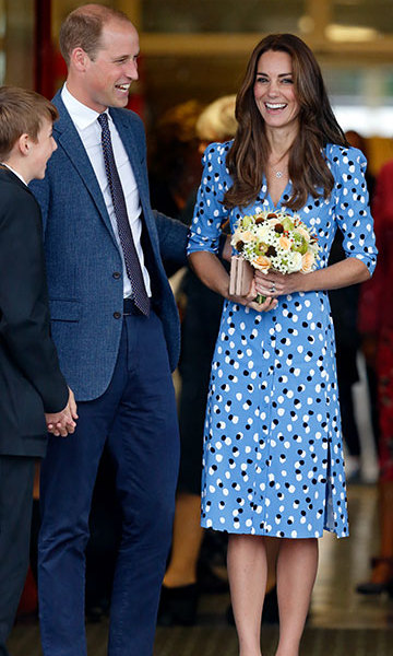 Prince William And Kate On The Pressures Young People Face