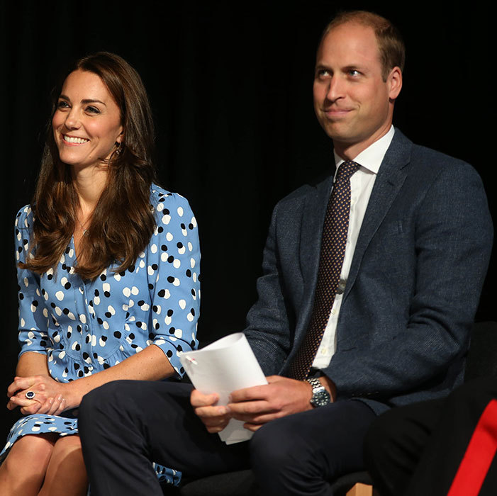 William and Kate have teamed up with a number of charities in the field to help address the issues faced by members of society with psychological issues.