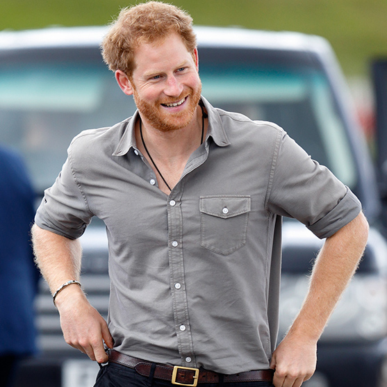Prince Harry turned 32 last week.
