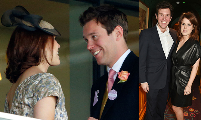 "Princess Eugenie has announced her engagement to Jack Brooksbank! A spokesperson for Buckingham Palace announced the wonderful news on Monday, writing: ""The Duke and Duchess of York are delighted to announce the engagement of Princess Eugenie to Mr. Jack Brooksbank. Her Royal Highness and Mr. Brooksbank became engaged in Nicaragua earlier this month. To celebrate the exciting news, take a look back at the couple's love story here..."