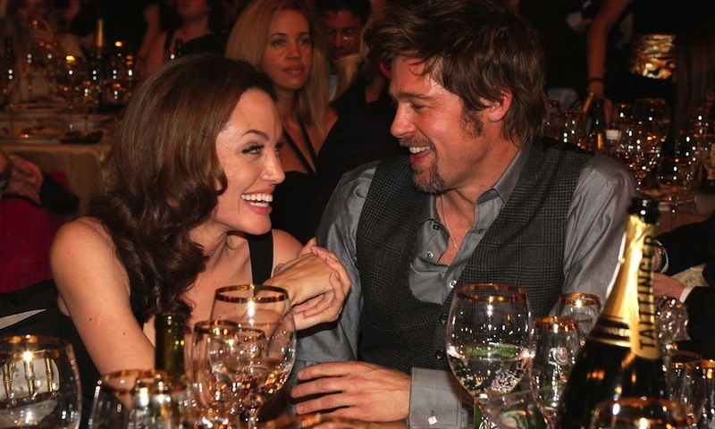 Angelina Jolie and Brad Pitt were the perfect couple, as gorgeous on the outside as on the inside - wonderful parents to the six children they shared, passionate philanthropists and at the top of their game in Hollywood. After a whirlwind romance that sparked on the set of <em>Mr. and Mrs. Smith</em>, the couple got together in 2005 and married in 2014 at their home in France, she in a gorgeous gown festooned with drawings made by their children. Just a few weeks after their second wedding anniversary, news broke that Angelina had filed for divorce on Sept. 15, 2016.