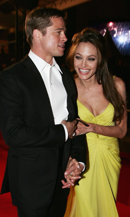 Angelina on what she loves about Brad: