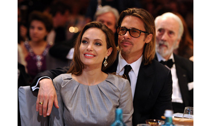 <p>When two of the biggest stars in the world crossed paths in 2004, neither was looking for love.