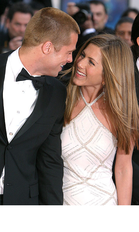 The heartthrob was married to Hollywood golden girl Jennifer Aniston.