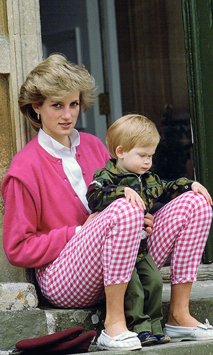 Harry was just 12 when Princess Diana was killed in a car crash in Paris on 31 August 1997.