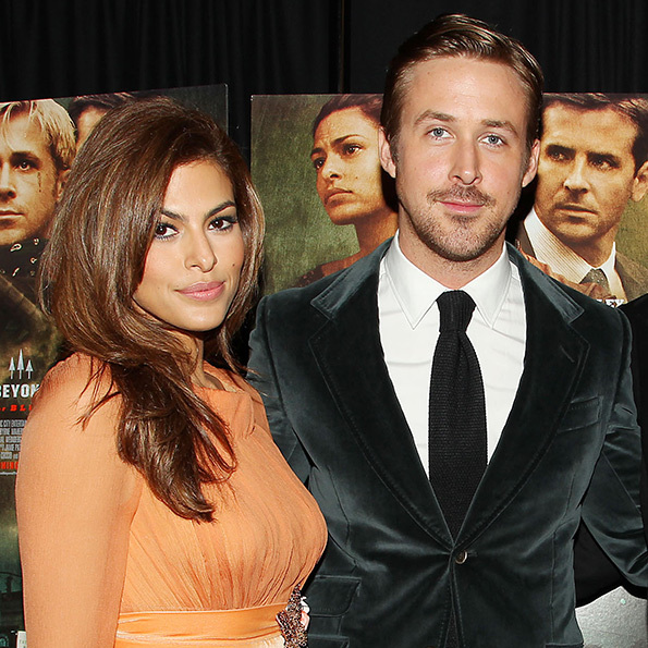 The pair have two daughters together; two-year-old Esmeralda Amada Gosling, who was born in September 2014, and Amada Lee Gosling, who arrived in April.