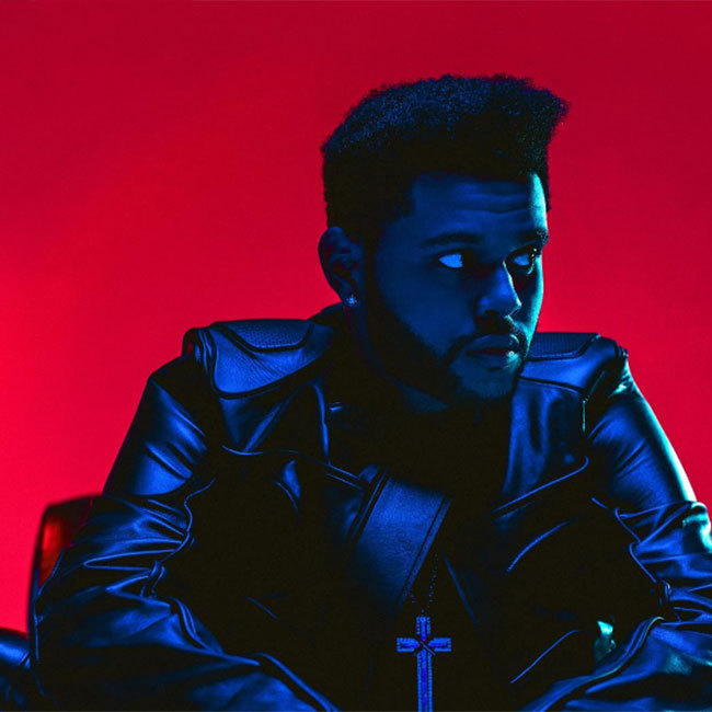 The Weeknd has shocked fans by chopping off his signature hair. 