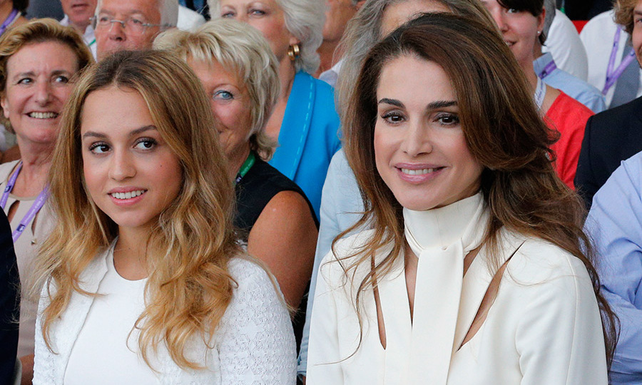 <p>Princess Iman of Jordan, the eldest daughter of Queen Rania and King Abdullah II, is gradually emerging as one of the most captivating young princesses on the royal circuit. When she isn't focusing on her university studies in Washington, Iman is back in Jordan, helping support her lookalike mum at official engagements.