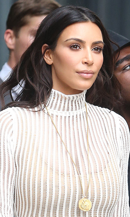 Kim Kardashian has been held at gunpoint in Paris.