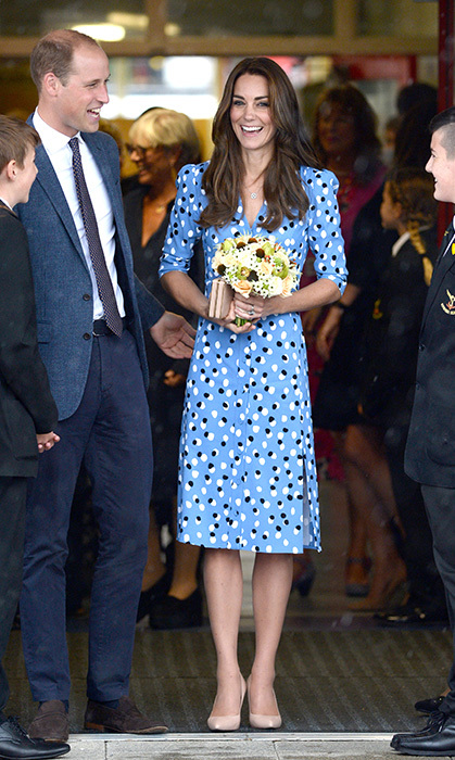 William and Kate have just returned from a royal tour of Canada.