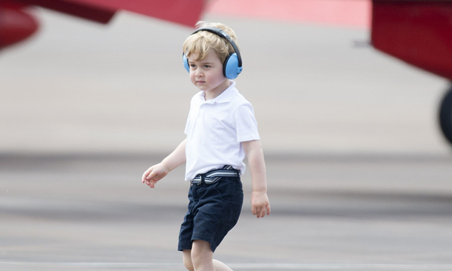 """Trousers are for older boys and men, whereas shorts on young boys is one of those silent class markers that we have in England,"" etiquette expert William Hanson has said.