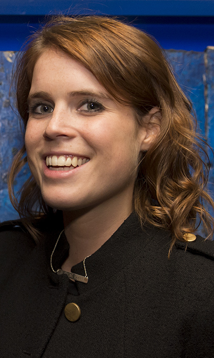 Eugenie, 26, has been the subject of engagement rumours.