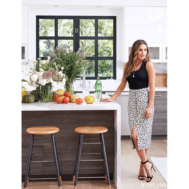 <h3>Lea Michele</h3>