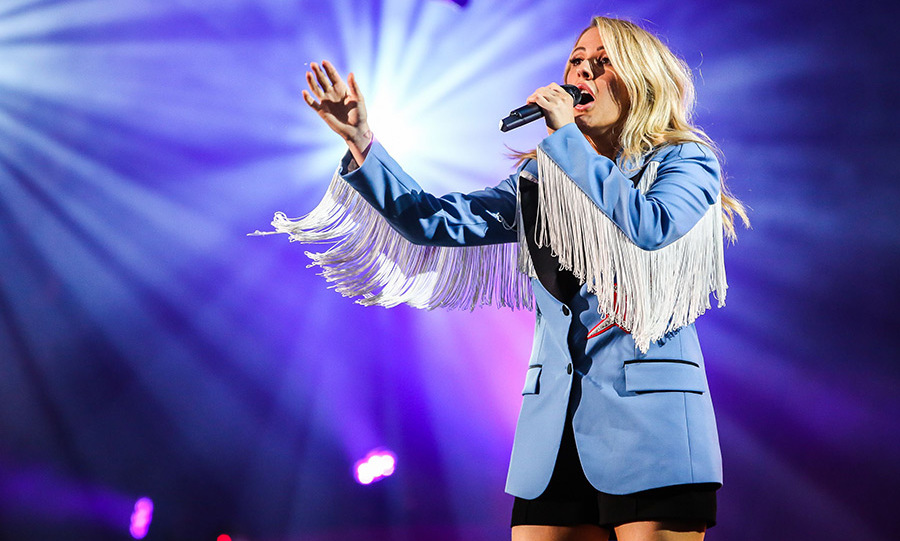 Ellie has performed at a number of royal events, including Harry's 30th party.