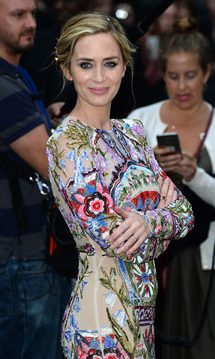 The British actress revealed that saying names was particularly difficult for her and even to this day, she will pause before she speaks when put on the spot.