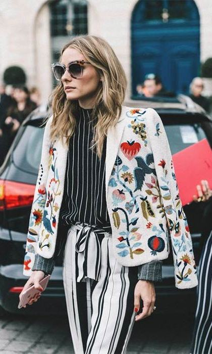 <h3>The Floral Coat</h3>